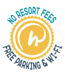 Free Parking & Wi-Fi. No Resort Fees