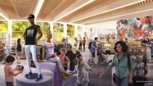Disney's EPCOT Opening New Club Cool and Creations Shop